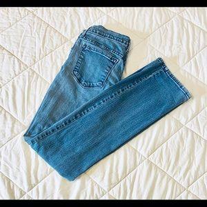 NYDJ Premium Denim Straight Leg Jeans-8 *G686*
